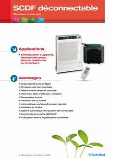 Prix Sonde Climatiseur Climatisation Technibel Mobile Split 4 0kw D 233 Co Achat