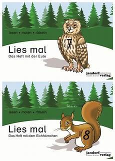 lies mal 8 lies mal hefte 7 und 8 paket jandorfverlag