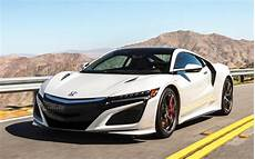 2016 Honda Nsx Driven Worth The Wait