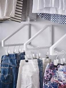 Bedroom Clothes Storage Ideas For Small Spaces by 30 Smart Storage Ideas To Improve Closet Organization And