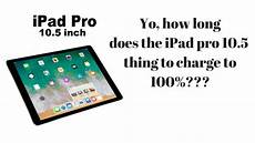 pro 10 5 battery charging test how does it