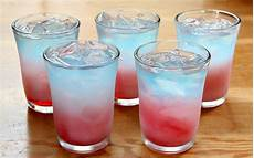 5 white and blue drink recipes for 4th of july