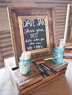 interactive wedding ideas