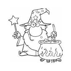 Ausmalbild Zauberer Bilder Ausmalbilder Zauberer Malvorlagen Kostenlos Zum Ausdrucken