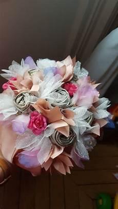 bouquet de mari 233 e fleurs en tissu fait fleurs en