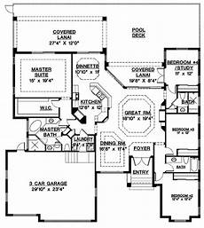 2400 square feet house plans mediterranean style house plan 4 beds 3 baths 2400 sq ft