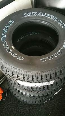 235 75r15 goodyear 15 quot inch truck tires new for sale in