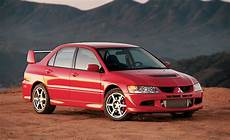 mitsubishi evo lancer 2003 mitsubishi lancer evolution road test review car