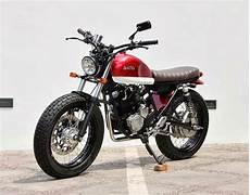 Yamaha Scorpio Modif Classic by Hondayes Modifikasi Yamaha Scorpio 225 The Scorcrambler