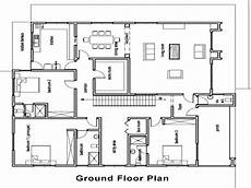 ghanaian house plans ghana house plans ghanaian houses ground house plans