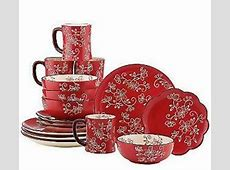 floral dishes     tations Floral Lace Hand Painted
