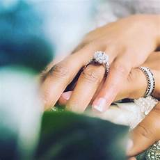 the wedding ring goes the left ring finger because it is the only finger with a vein to the