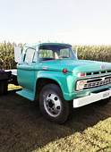 1966 FORD F600 Pickup Truck For Sale Photos Technical