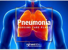 nursing care for pneumonia patients
