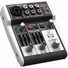 usb audio interface vs mixer behringer xenyx 302usb 5 input compact mixer and usb 302usb b h