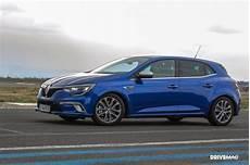 2016 renault megane gt 205 tce test drive
