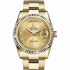 rolex day date 36 118238 gold chagne world s best