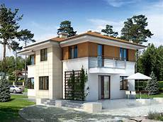ricardo two storey modern with firewall phd ts 3 perspective 1 pinoy house designs pinoy house designs