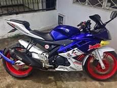 Modifikasi Motor R15 by Kumpulan Foto Modifikasi Motor Yamaha R15 Terbaru Modif