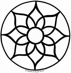 Mandala Vorlagen Einfach New Kreative Mandalas Zum