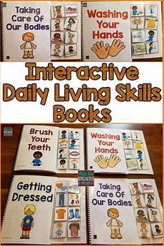 daily living interactive books life skills classroom life skills classroom life skills