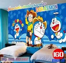 Gambar Doraemon Di Tembok Kamar Gambar Keren