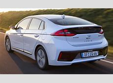 Hyundai IONIQ Plug in Hybrid Goes on Sale in UK