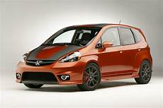 2007 honda fit sport extreme concept top speed