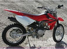 Honda CRF 80cc dirt bike   Item B8665   11 30 2011