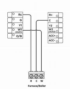 gas furnace wiring diagram 2wire can i hook up two thermostats to one furnace hook up furnace 2020 03 12