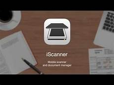 iscanner pdf document and receipt scanner app for iphone