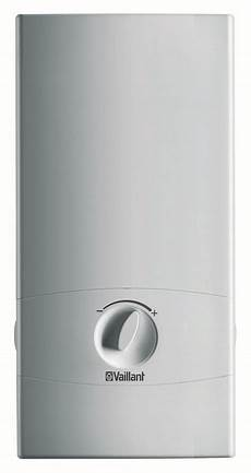 vaillant elektro durchlauferhitzer elec ved e 18 7 18 kw