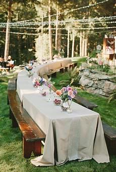 21 Essentials For A High Style Backyard Wedding