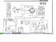 2001 Polaris 700 Xc Wire Help