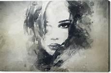 tableau visage noir et blanc tableaux sur toile visages en noir et blanc pixers