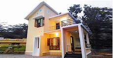 low cost kerala homes designed 1650 square feet 3 bedroom double floor low budget kerala