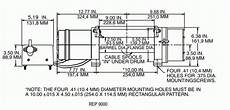 ramsey winch wiring diagram wiring diagram and schematic diagram images