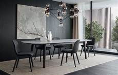 modern classic dining room