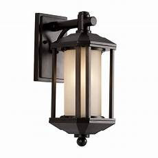 bel air lighting 1 light outdoor rubbed bronze wall lantern with ribbed glass 40250 rob