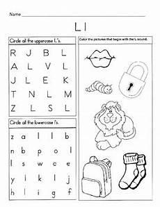5 letter l worksheets alphabet phonics worksheets letter of the week