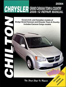 free car manuals to download 1999 dodge grand caravan on board diagnostic system chrysler town country dodge grand caravan repair manual van chilton 2008 2012 ebay