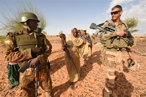 French Army In Africa