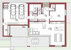 Planung Haus Mit Integrierter Au 223 En K 252 Che Grillforum Und