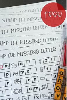 spelling worksheets for kindergarten free 22638 students can st the missing letter with these free cvc word worksheets st the beginni