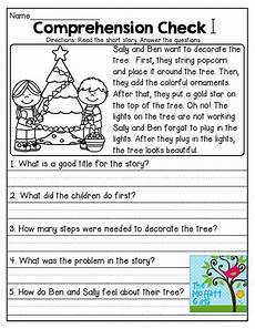 1st grade reading comprehension worksheets printable pdf worksheet hero