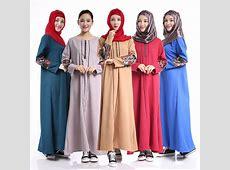 Acquista all'ingrosso Online arabo vestito femminile da