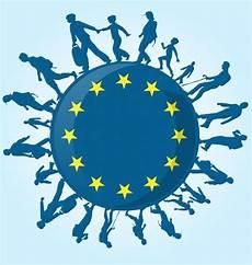 Symbole Der Eu - vier weiterhin bestehende herausforderungen der migration