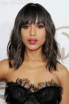 coupe cheveux femme carré id 233 e coiffure description kerry washington robe