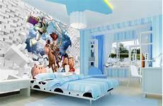 papier peint 3d moderne chambre d enfant autres