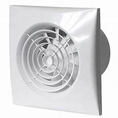 Kitchen Extractor Fan No External Wall by Sil100tp12v Low Voltage Silent Extractor Fan Timer